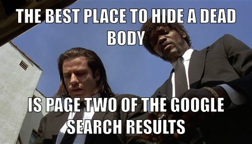 best place to hide a body